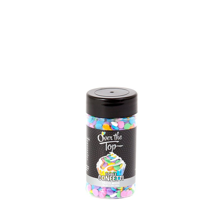 Over The Top Pastel Confetti 68g