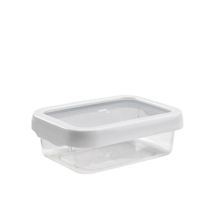 Oxo Good Grips Locktop Rectangular Container Small 660ml White