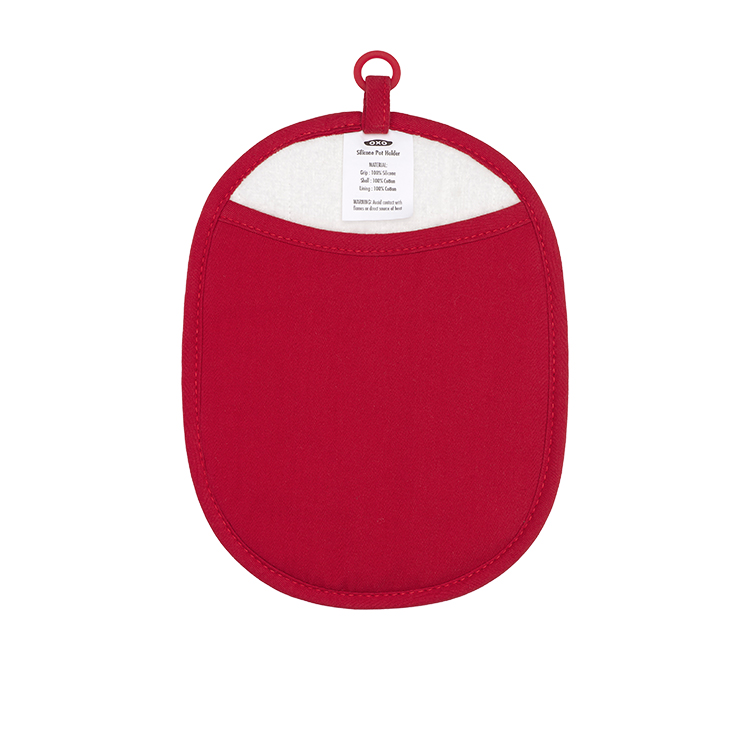 Oxo Good Grips Silicone Pot Holder Red