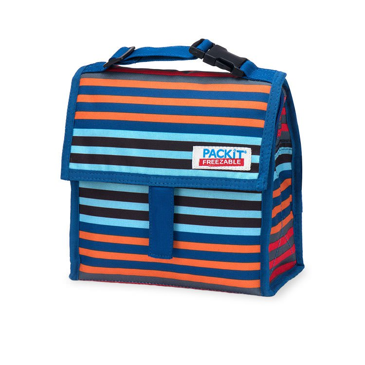 Packit Mini Cooler Cali Stripes