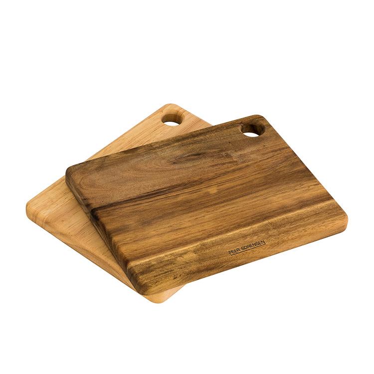 Peer Sorensen Acacia & Rubberwood Utility Board Set 2pc