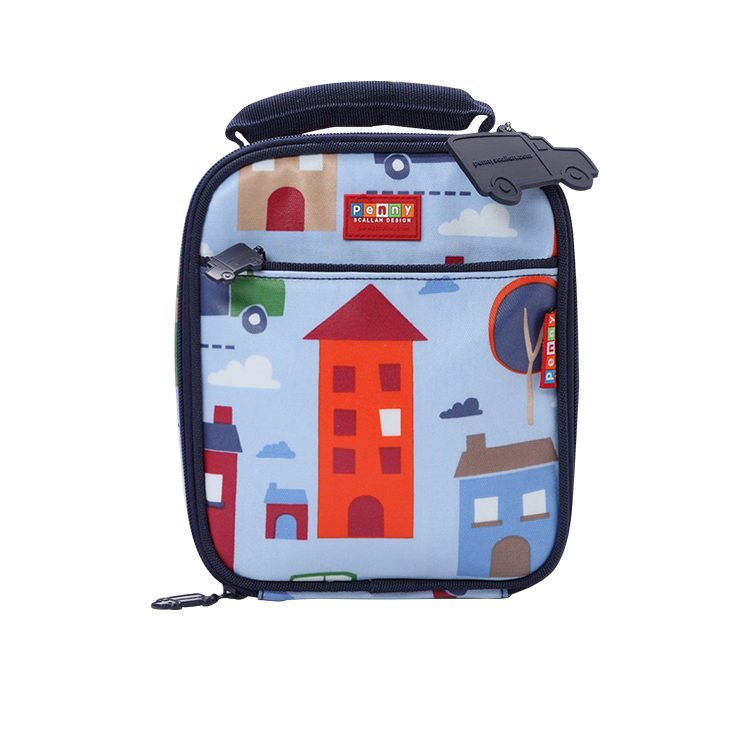 Penny Scallan Lunch Cooler Bag Big City