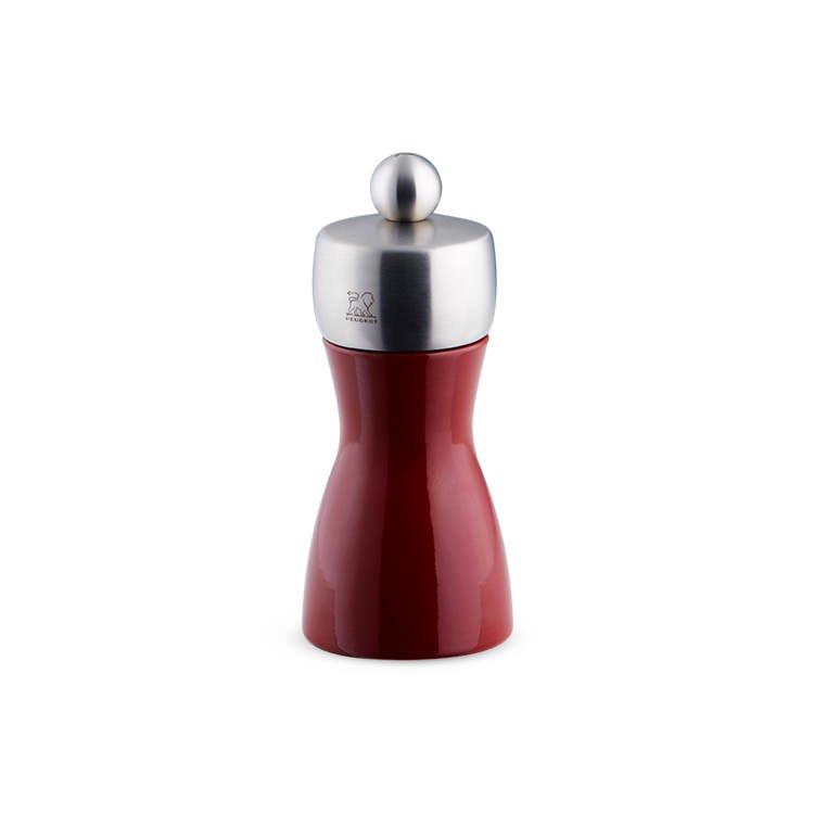 Peugeot Fidji Pepper Mill Gloss Red 12cm