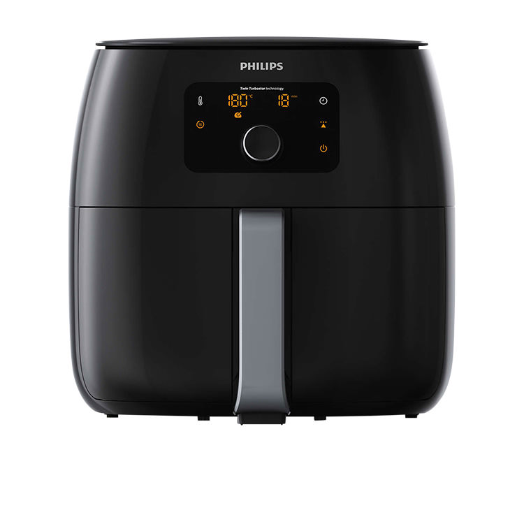 Philips Air Fryer XXL Digital 1.4kg Black