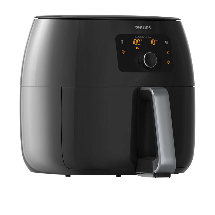 Philips Air Fryer XXL Digital 1.4kg Black