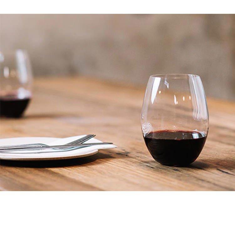 Plumm Stemless RED+ Wine Glass 610ml Set of 4 image #3
