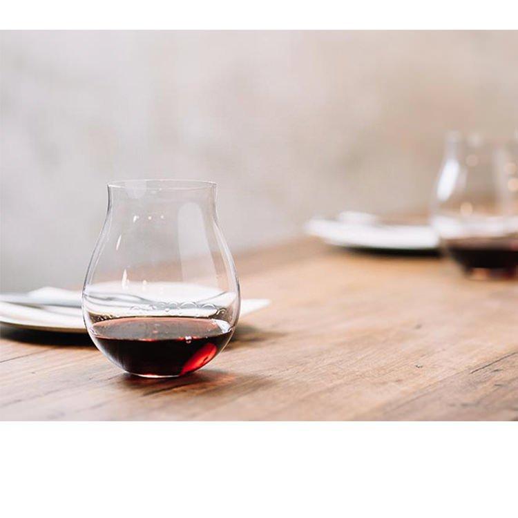 Plumm Stemless REDb+ Wine Glass 670ml Set of 4