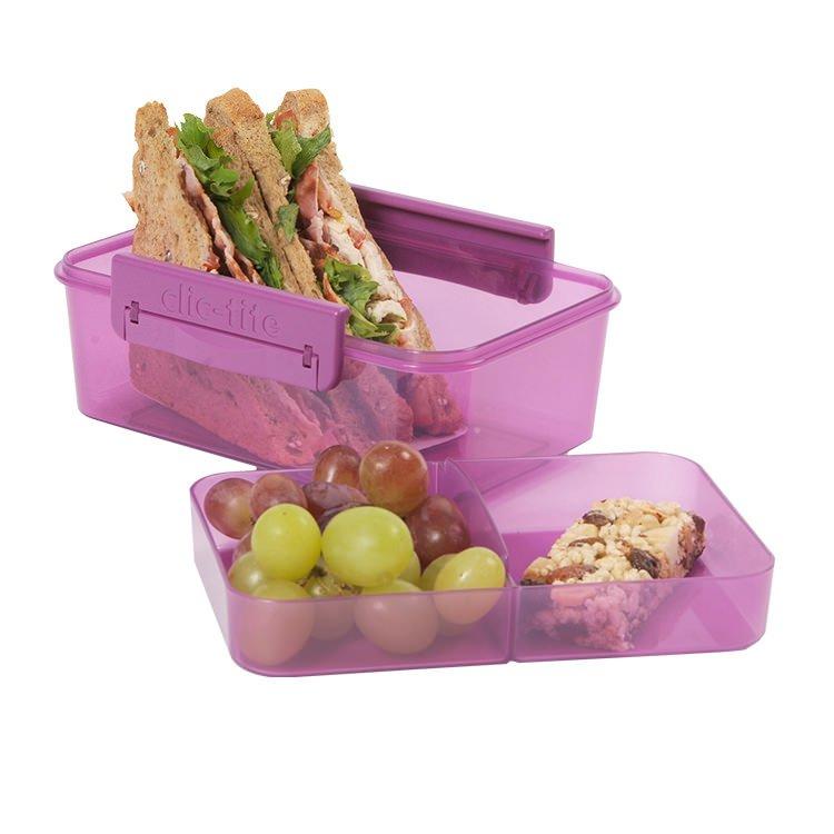 Polar Gear Double Decker Sandwich Container Berry