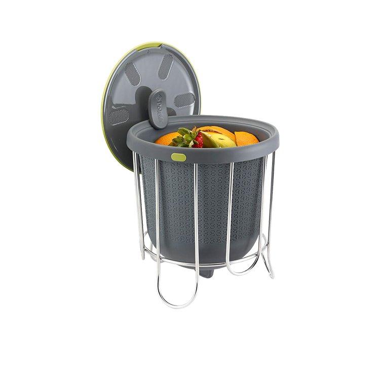 Polder Silicone Kitchen Composter 3.8L