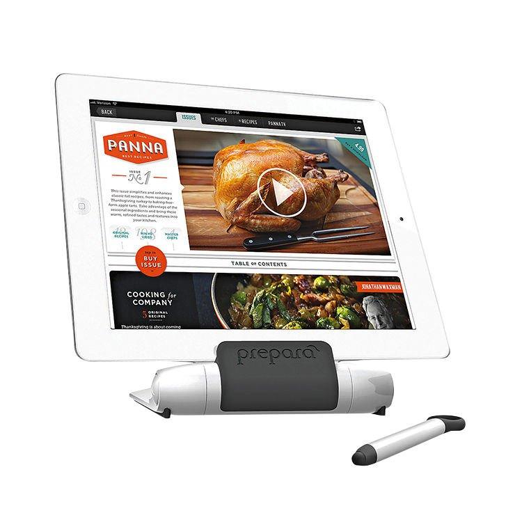Prepara iPrep Tablet Stand and Stylus