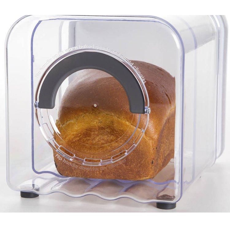 Progressive Prepworks Expandable Bread ProKeeper