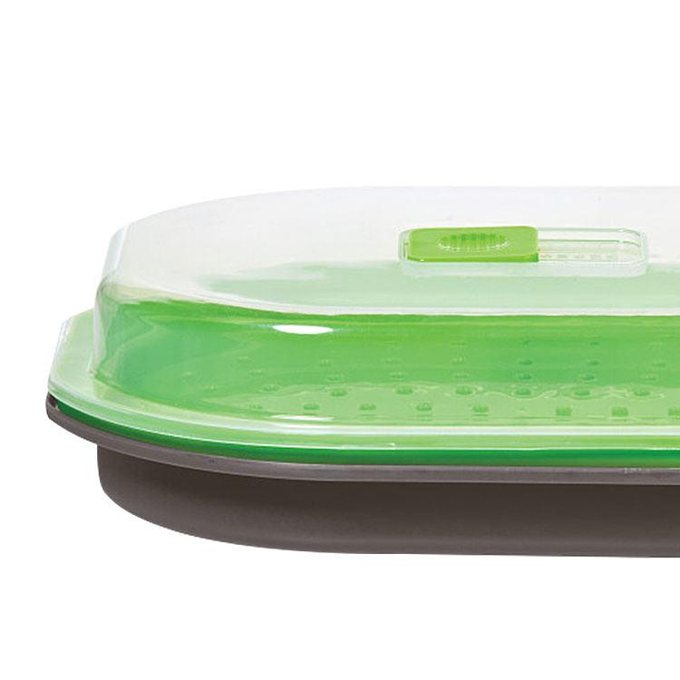 Progressive Prep Solutions Microwave Fish and Veggie Steamer image #2