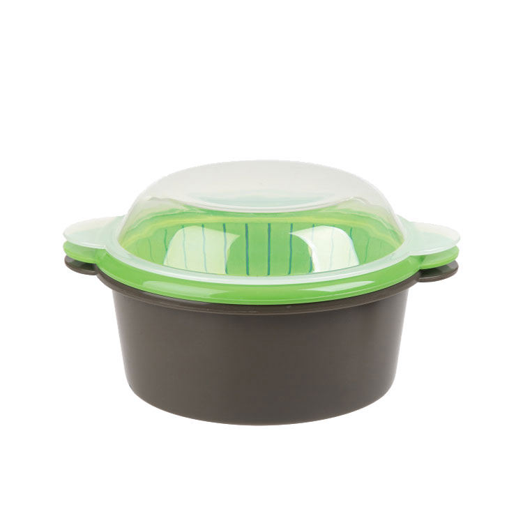 Progressive Prep Solutions Microwave Mini Steamer