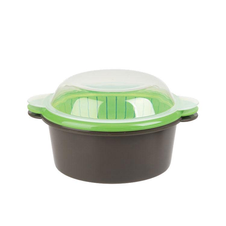 Progressive Prep Solutions Microwave Mini Steamer