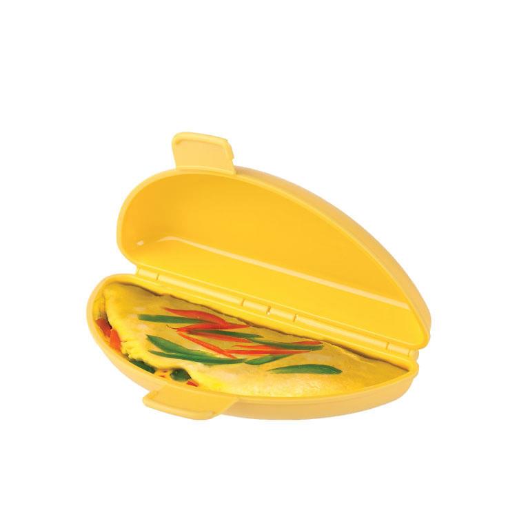 Progressive Prep Solutions Microwave Omelette Maker