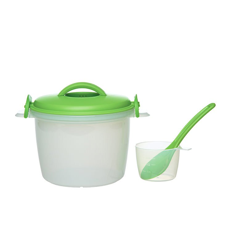 Progressive Prep Solutions Microwave Rice Cooker Set