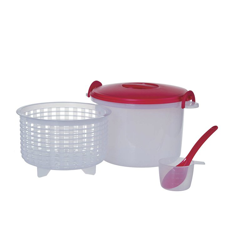 Progressive Prep Solutions Rice and Pasta Cooker 5pc Set