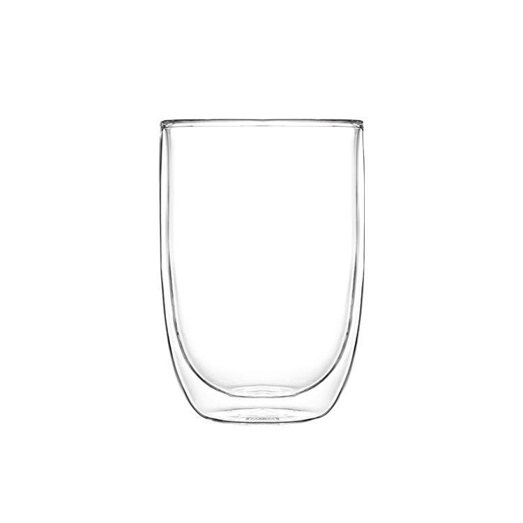 Pyrex 2pc Double Wall Glass Set 400ml (2 Sets)