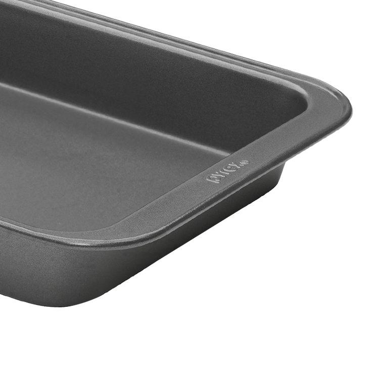 Pyrex Platinum Biscuit Brownie/Slice Pan 27x17cm