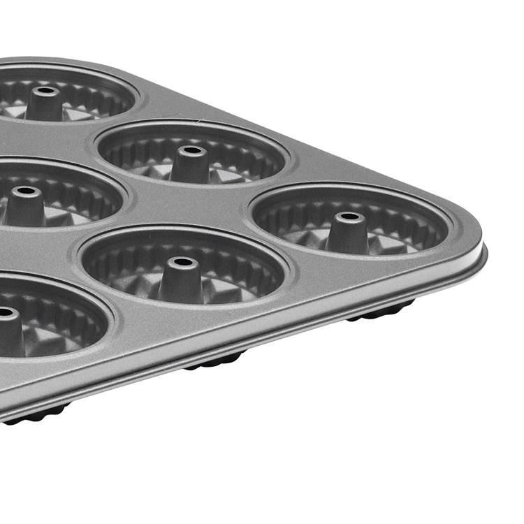 Pyrex Platinum Mini Bundt Pan 12 Cup 35x26cm