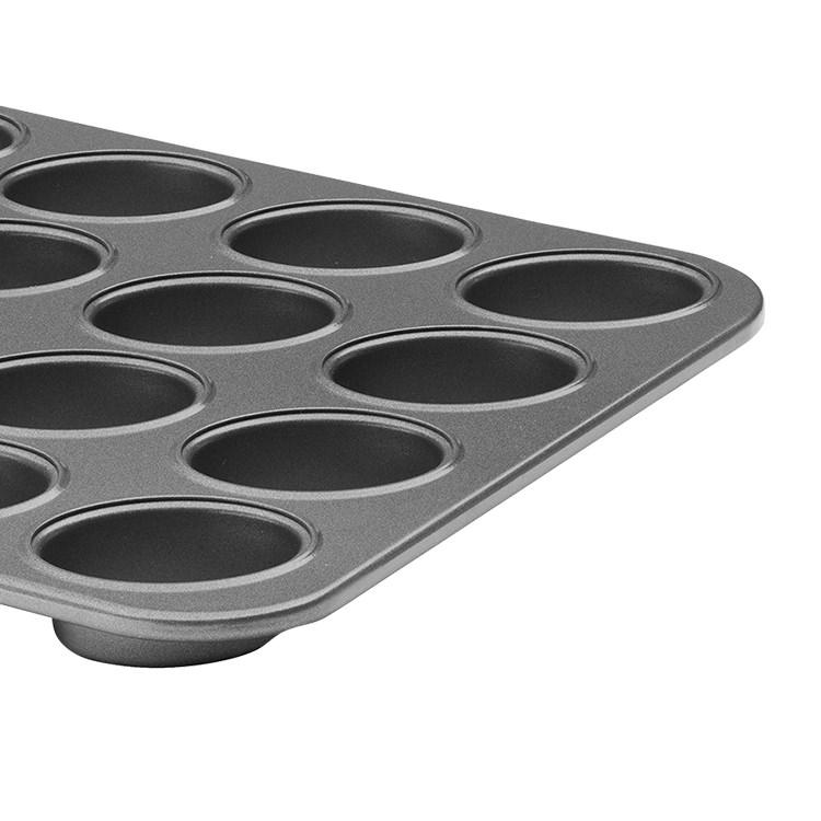 Pyrex Platinum Mini Friand Pan 20 Cup 27x21cm