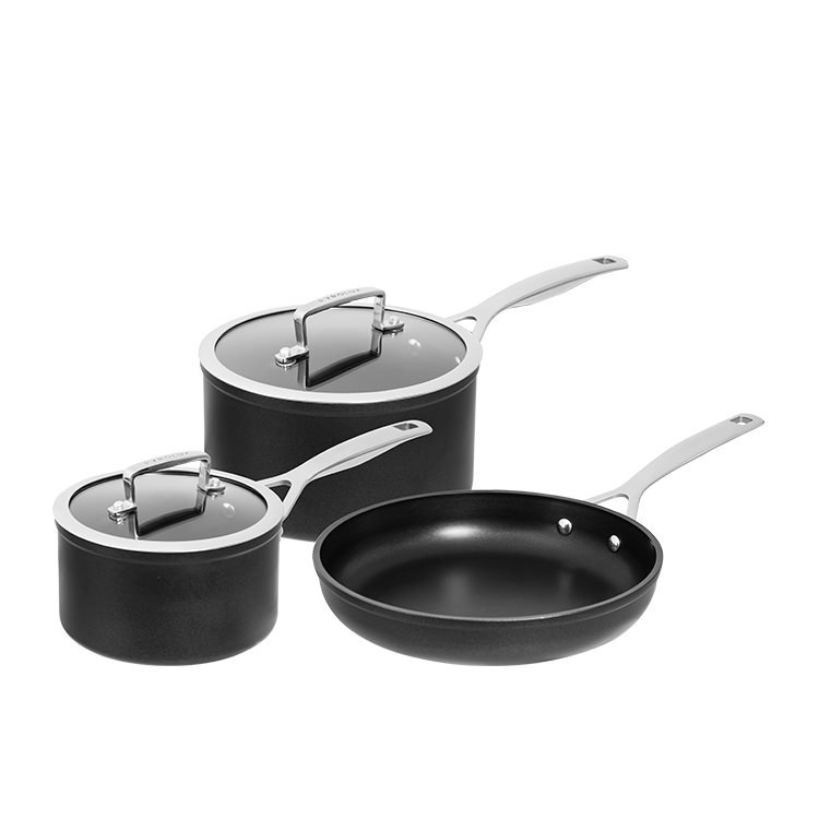 Pyrolux Ignite 3pc Cookware Set