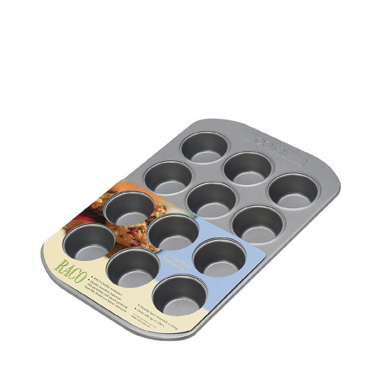 Raco Mini Muffin Pan 12 Cup