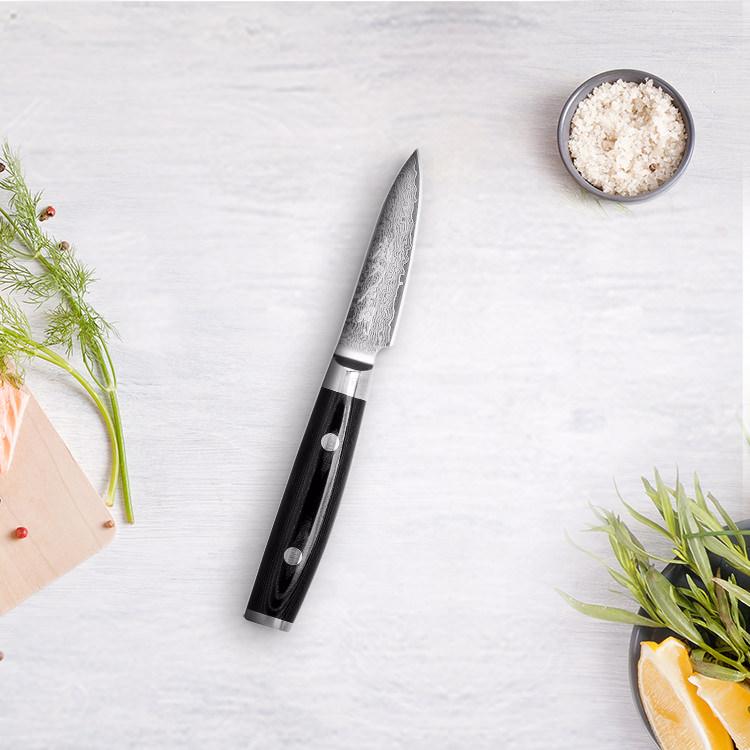 Yaxell Ran Plus Paring Knife 8cm image #5