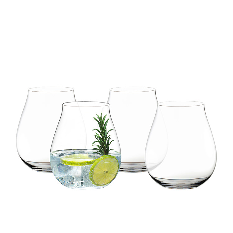 Riedel 'O' Series Gin Tumbler 762ml 4pc