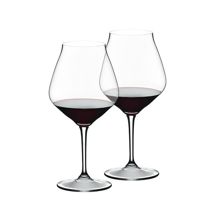 Riedel Heart To Heart Central Otago Pinot Noir Wine Glass 2pc