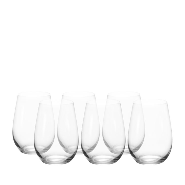 Riedel 'O' Riesling Celebration 6 Pack