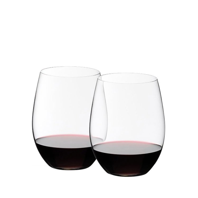 Riedel O Series Cabernet-Merlot Wine Glass 4pc Set with Decanter image #3