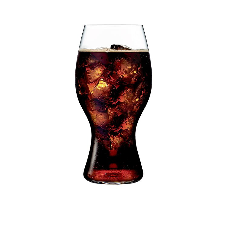 Riedel 'O' Series Coca Cola Glass Tumbler 2pc