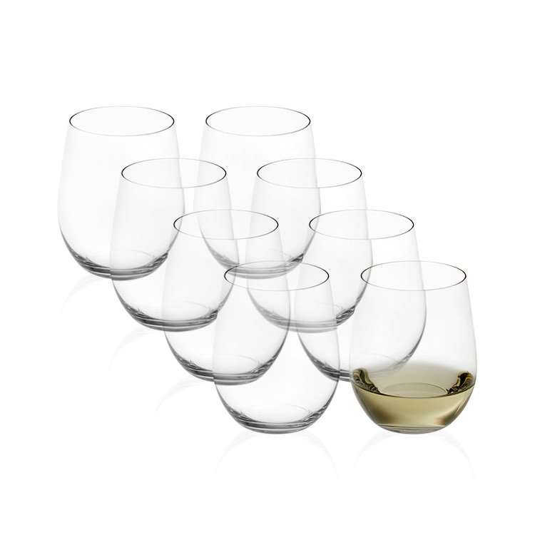 Riedel 'O' Series Viognier-Chardonnay Wine Glass  Pay 6 Get 8