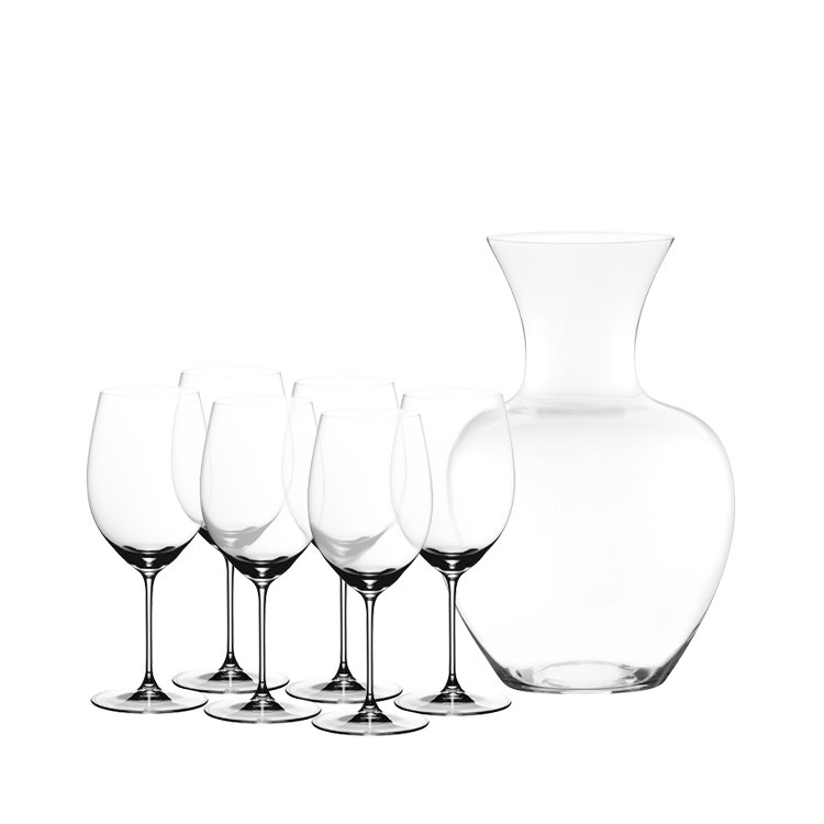 Riedel Ouverture Magnum Buy 6 Get an Apple Decanter