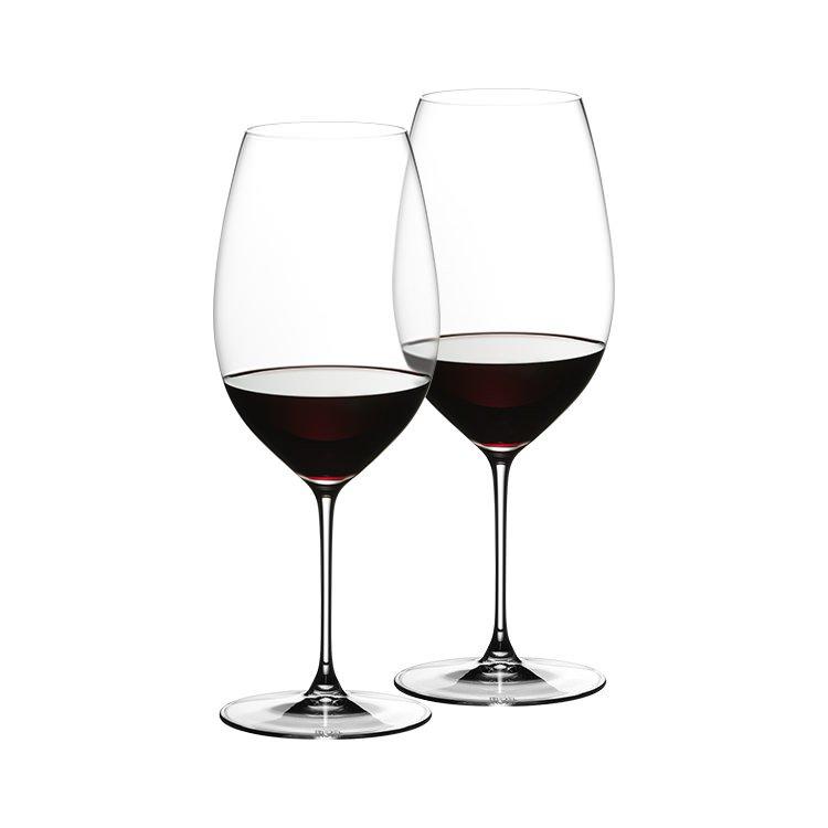 Riedel Veritas New World Shiraz Wine Glass 2pc