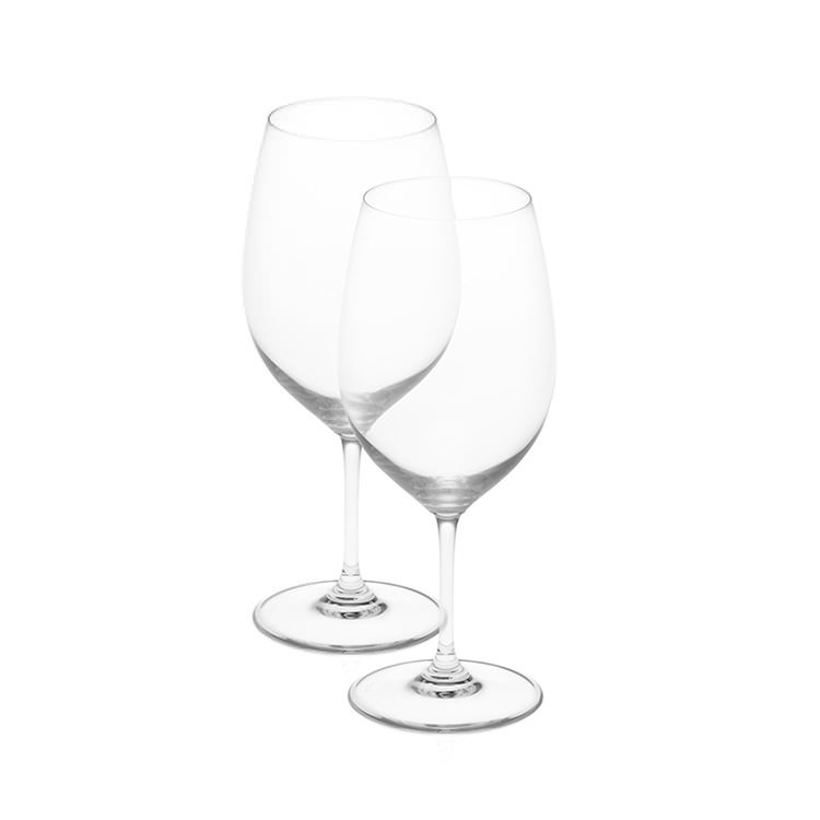 Riedel Vinum Bordeaux Wine Glass 2pc