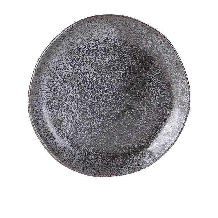 Robert Gordon Dinner Plate Earth Black