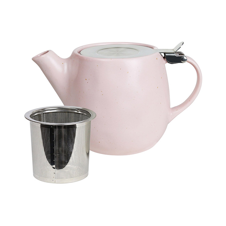 Robert Gordon Earth Teapot 500ml Pink