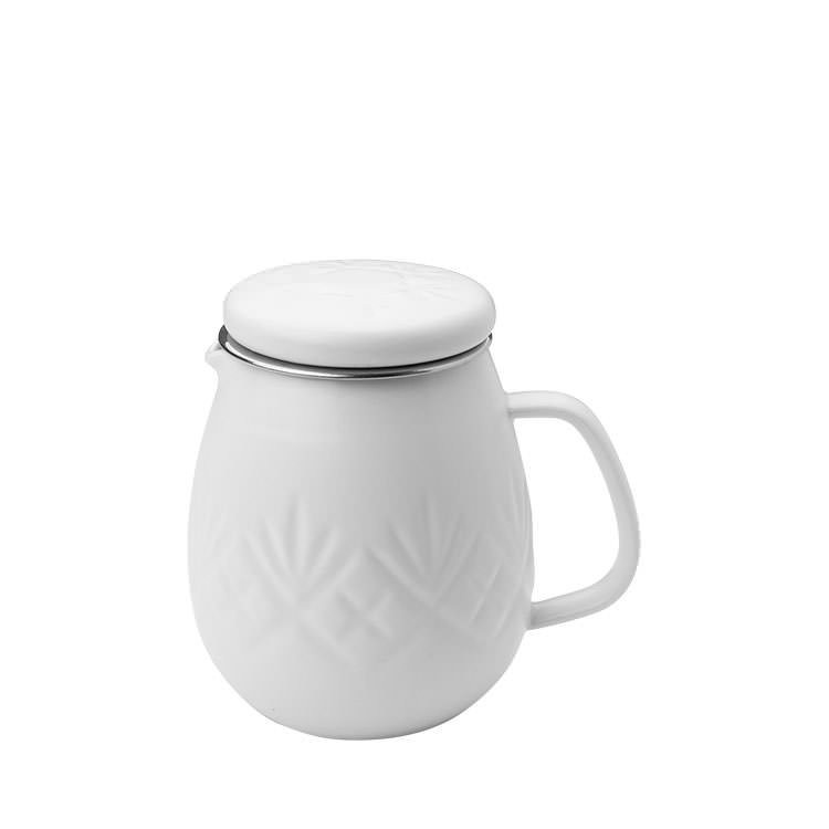 Robert Gordon Hardware Lane Teapot White