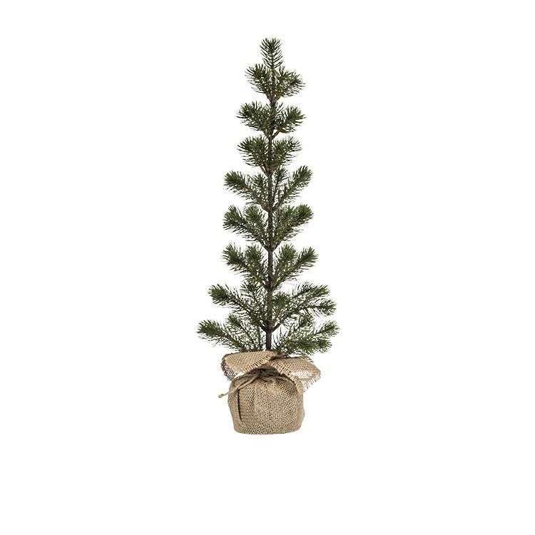 Rogue Christmas Pine Needle Tree 25x65cm Green