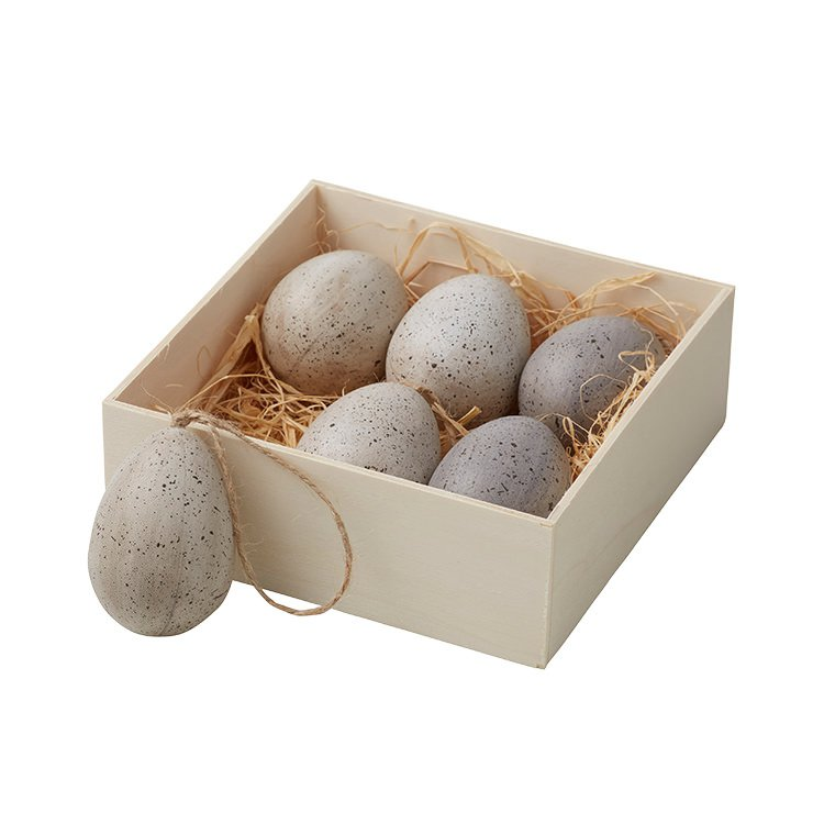 Rogue Hanging Eggs Set of 6