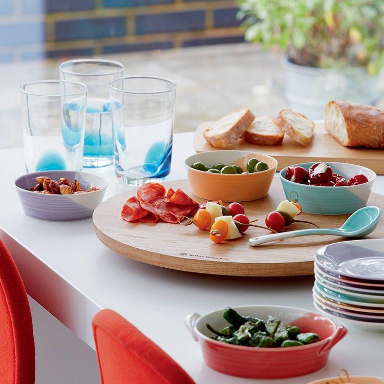 Royal Doulton 1815 Tableware Mini Serving Dish Set of 4 Bright