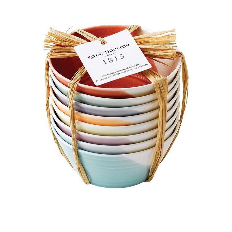 Royal Doulton 1815 Tableware Tapas Bowls Set of 8
