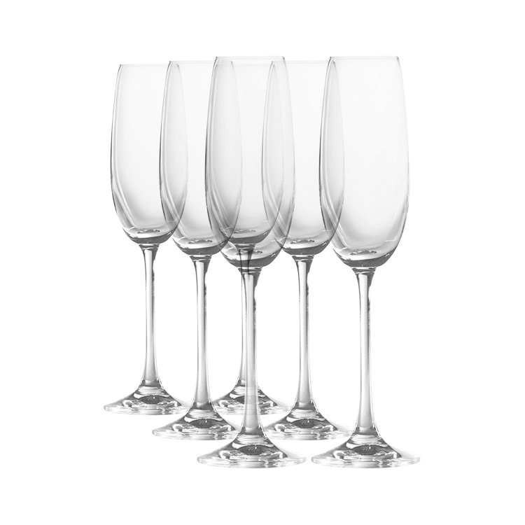 Royal Doulton Champagne Flutes Set of 6
