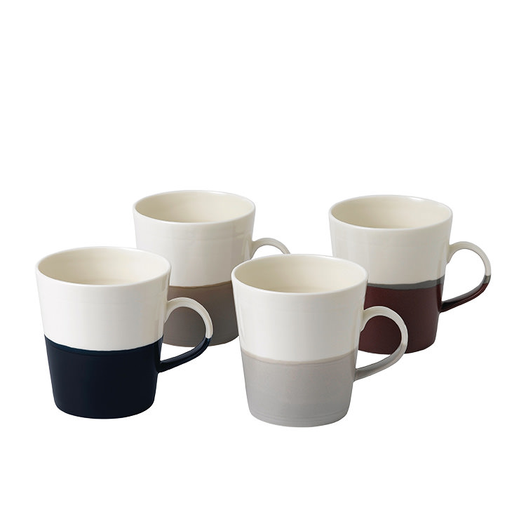 Royal Doulton Coffee Studio Grande Mug 500ml Set of 4