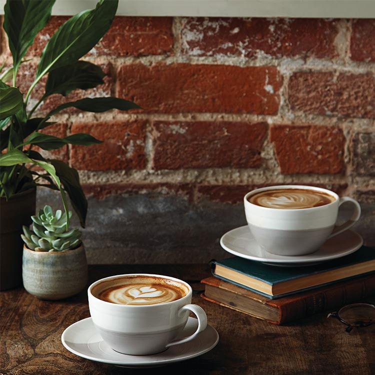 Royal Doulton Coffee Studio Cappuccino Cup & Saucer 275ml