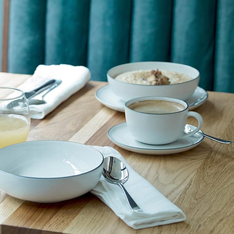 Royal Doulton Gordon Ramsay Bread Street 16pc Dinner Set White