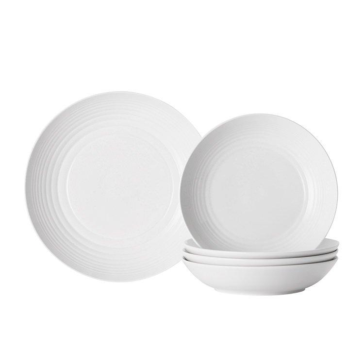 Royal Doulton Gordon Ramsay Maze White Pasta Set 5pc