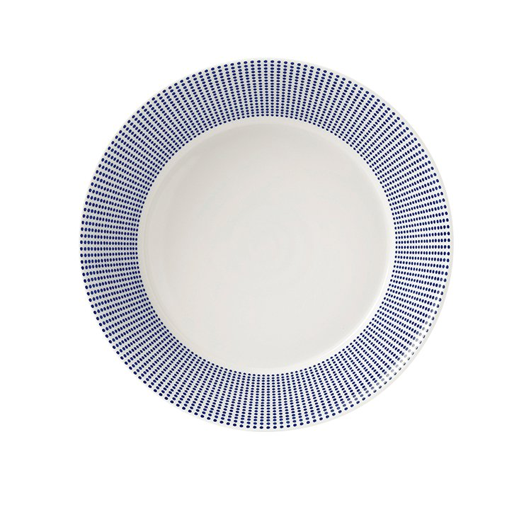 Royal Doulton Pacific Pasta Bowl 22.5cm Dots